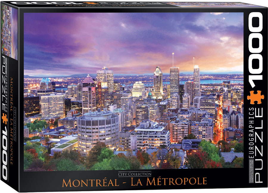 Montreal Jigsaw Puzzles at Eurographics